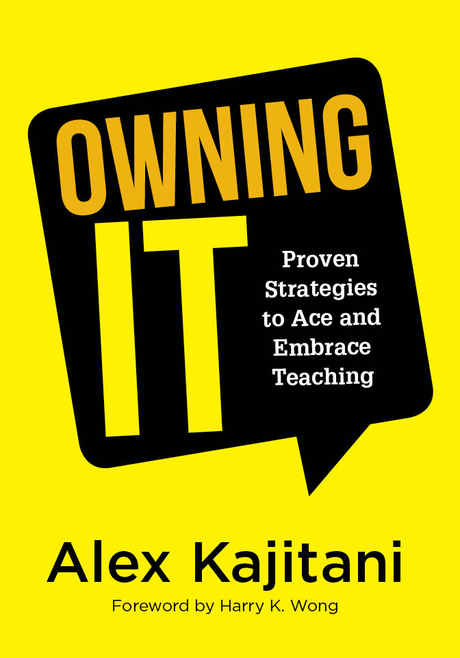 Owning It Alex Kajitani
